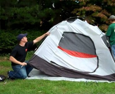 How to Set Up Your Camping Tent