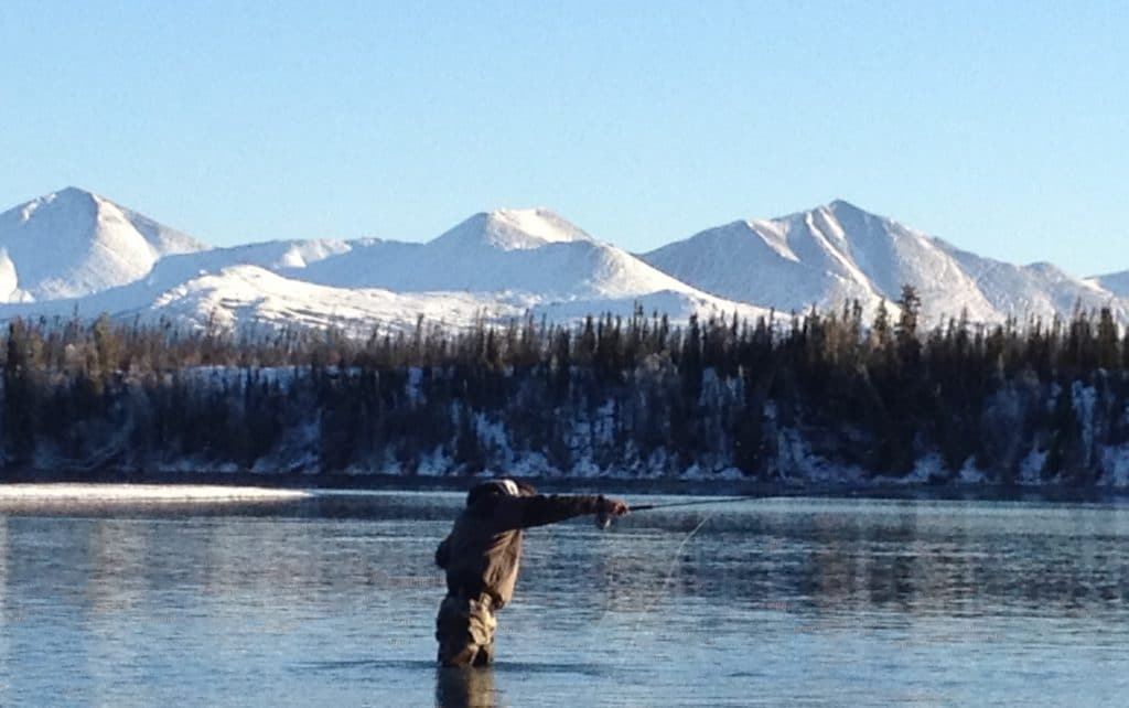 Tips For Winter Fishing