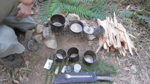 tips to camp cooking