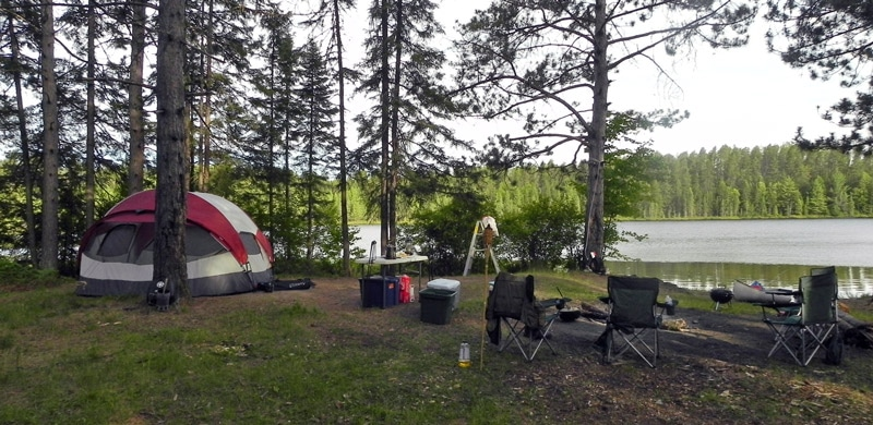 wisconsin camping