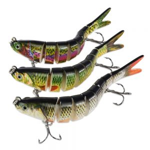 ROSE KULI Fishing Lures for Bass