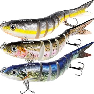 TRUSCEND Fishing Lures for Bass