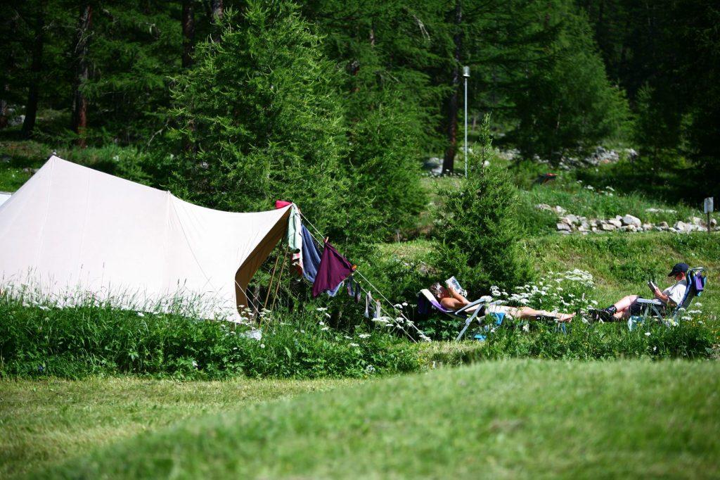 Campsites in Italy
