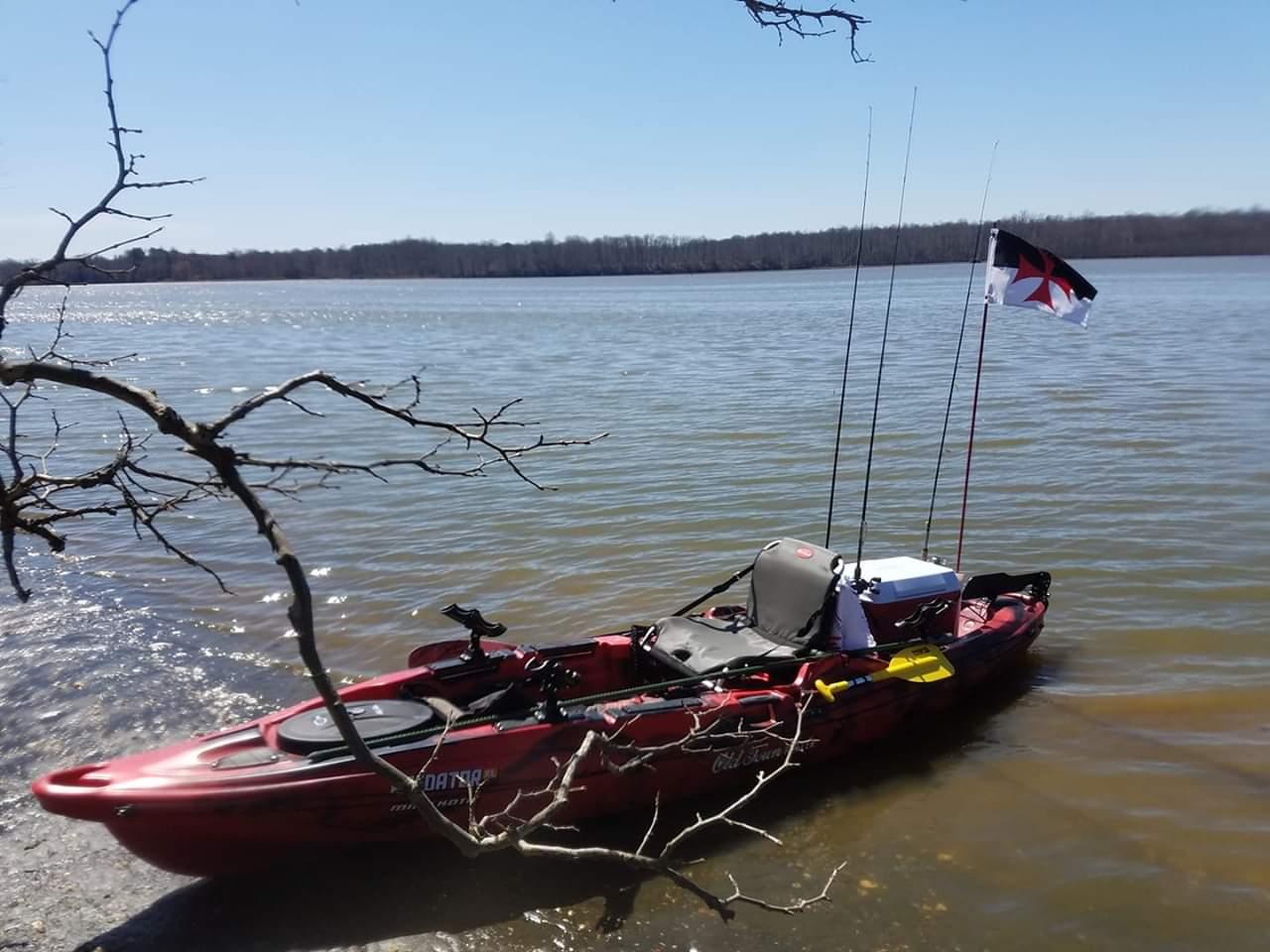 Kayak Fishing Tip #6
