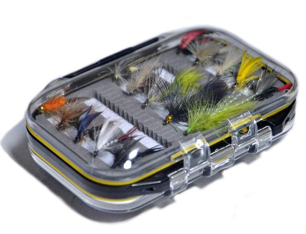 Outdoor Planet Assorted Trout Lure Pack + Box