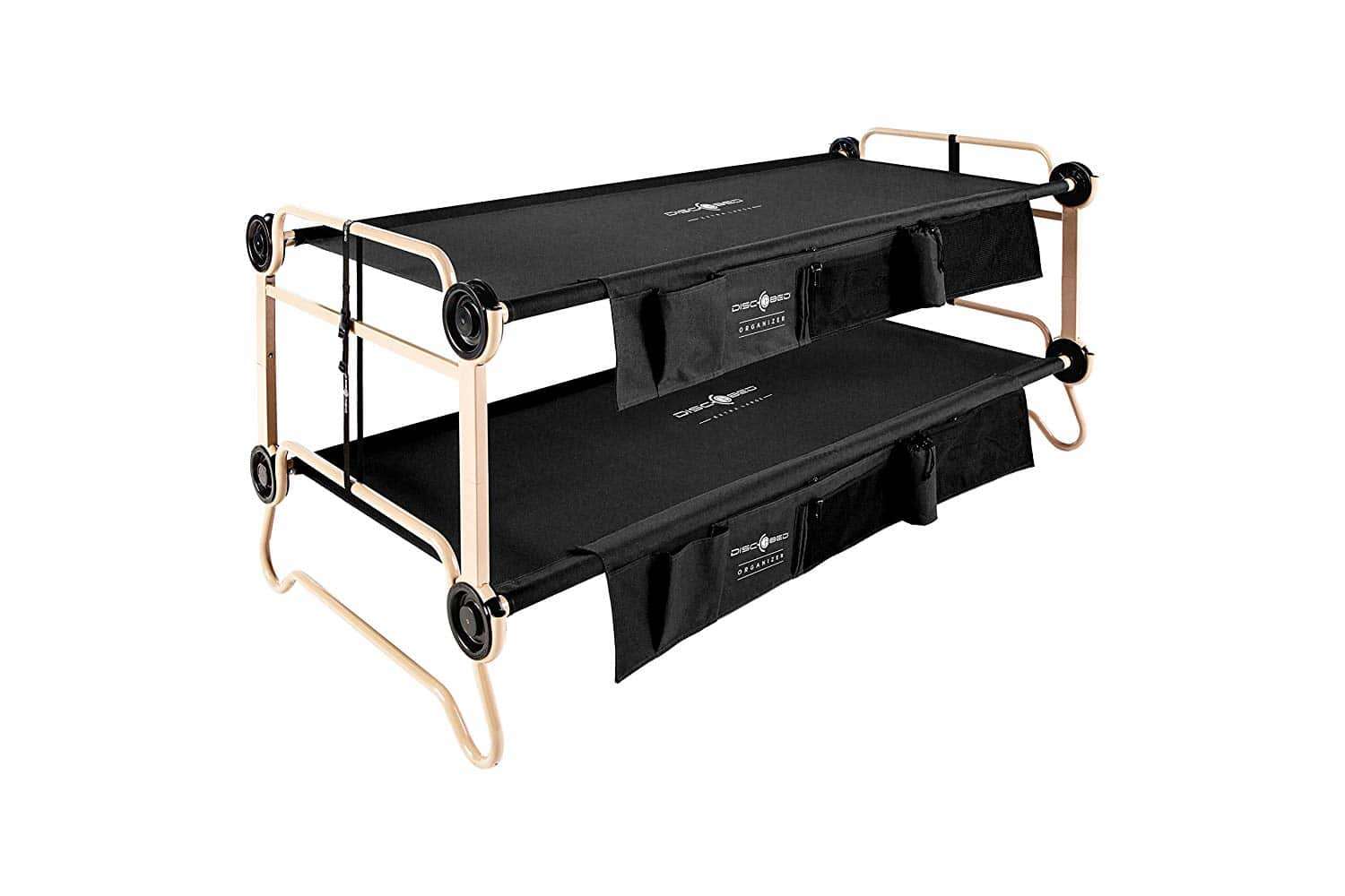 Disc-O-Bed Large with Organizers