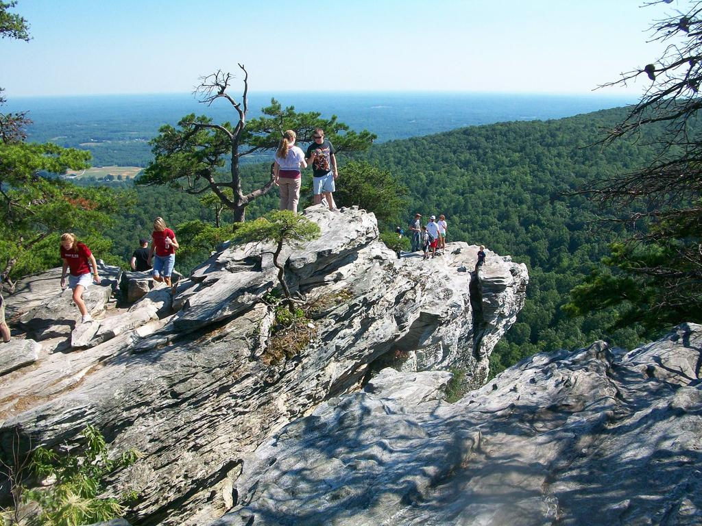 Hanging Rock State Park Campground