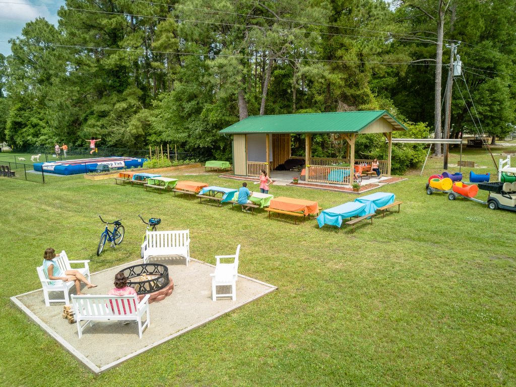 Wilmington KOA Holiday